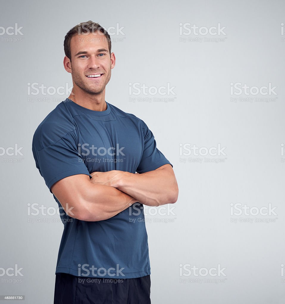 Witness the fitness stock photo