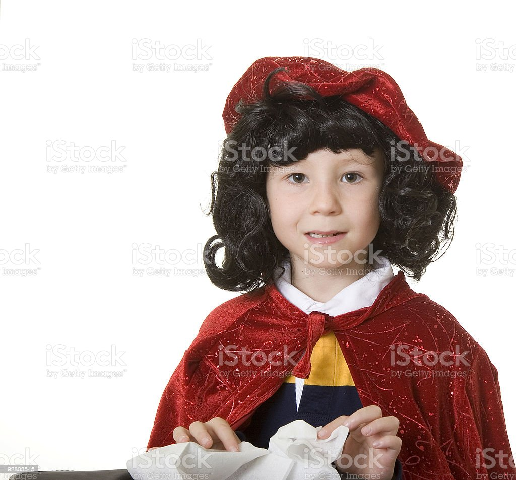 Wizard of the Good Magic royalty-free stock photo