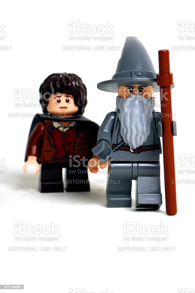 Wizards Are Subtle stock photo