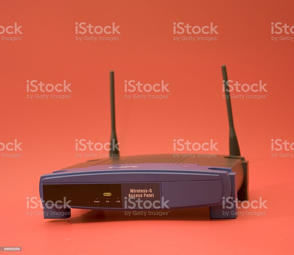 wlan stock photo