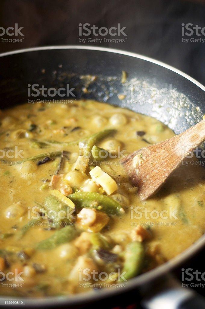 wok royalty-free stock photo