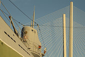 Wold War 2 soviet submarine memorial