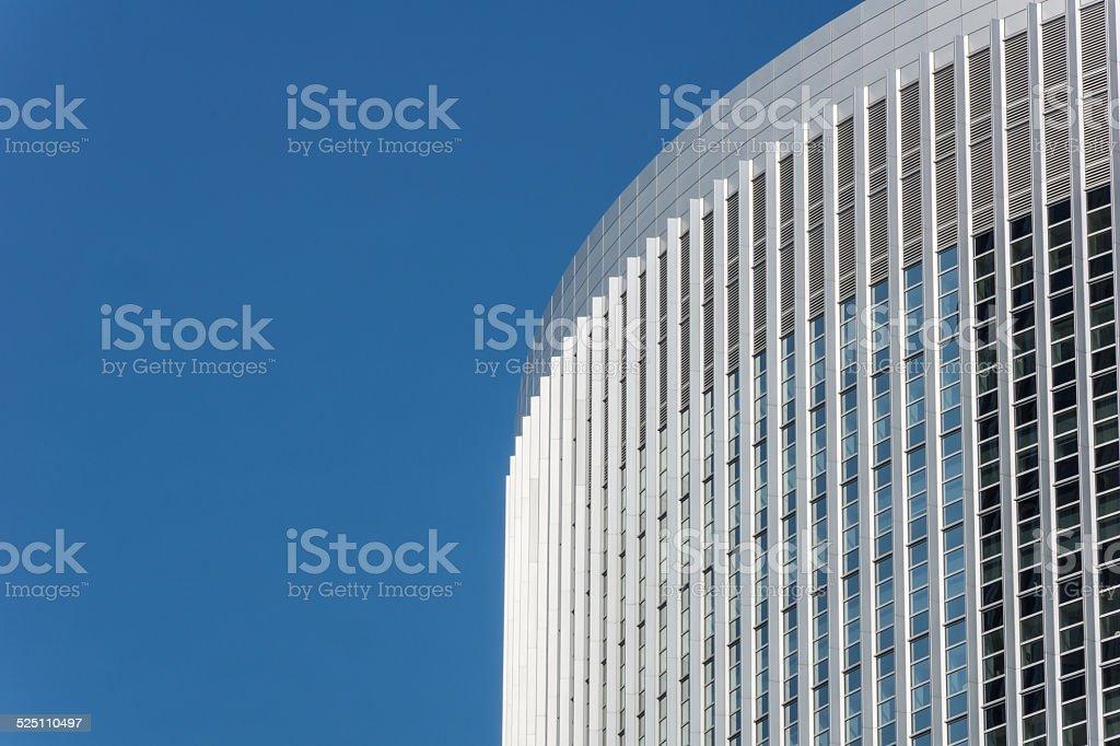 Wolkenkratzer stock photo