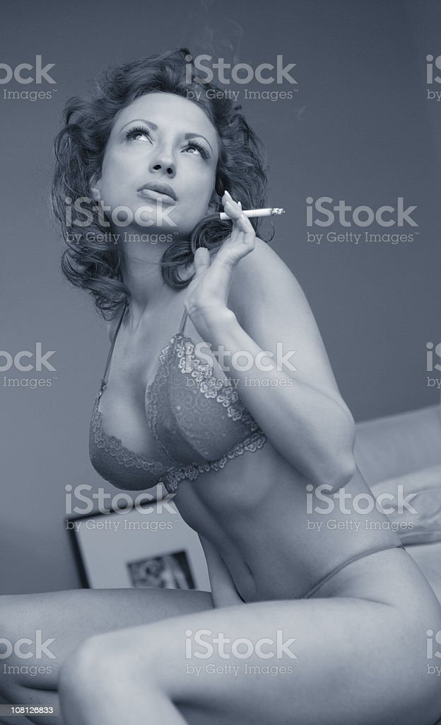 woman 6 royalty-free stock photo