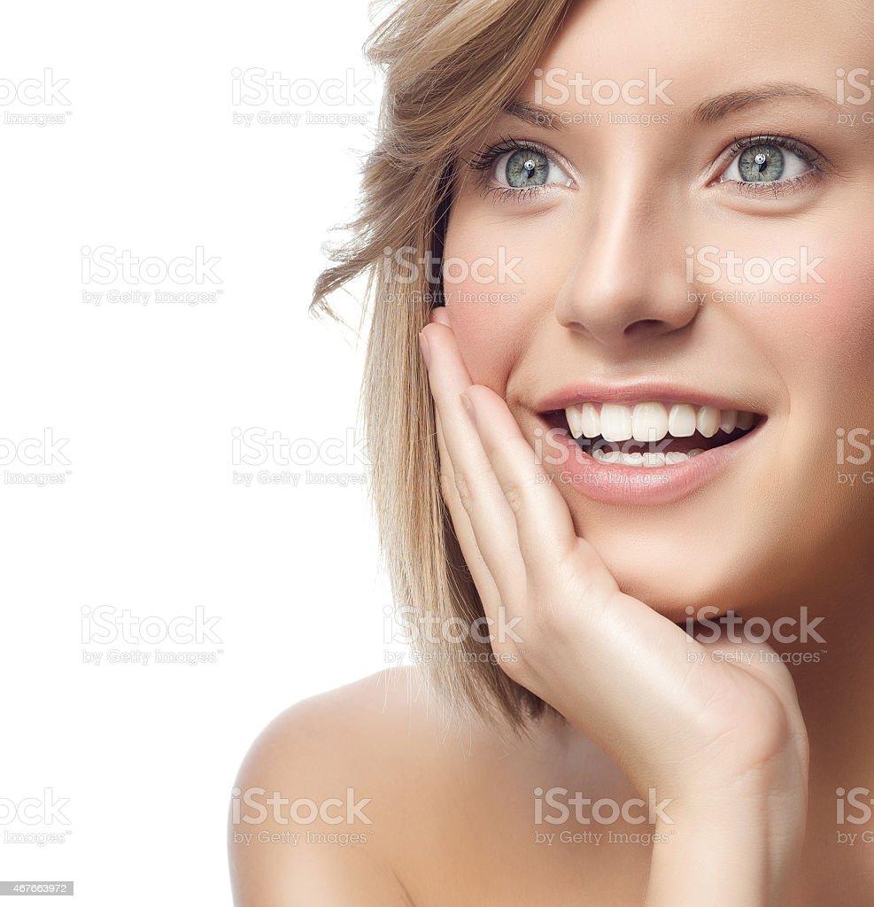 woman beauty stock photo