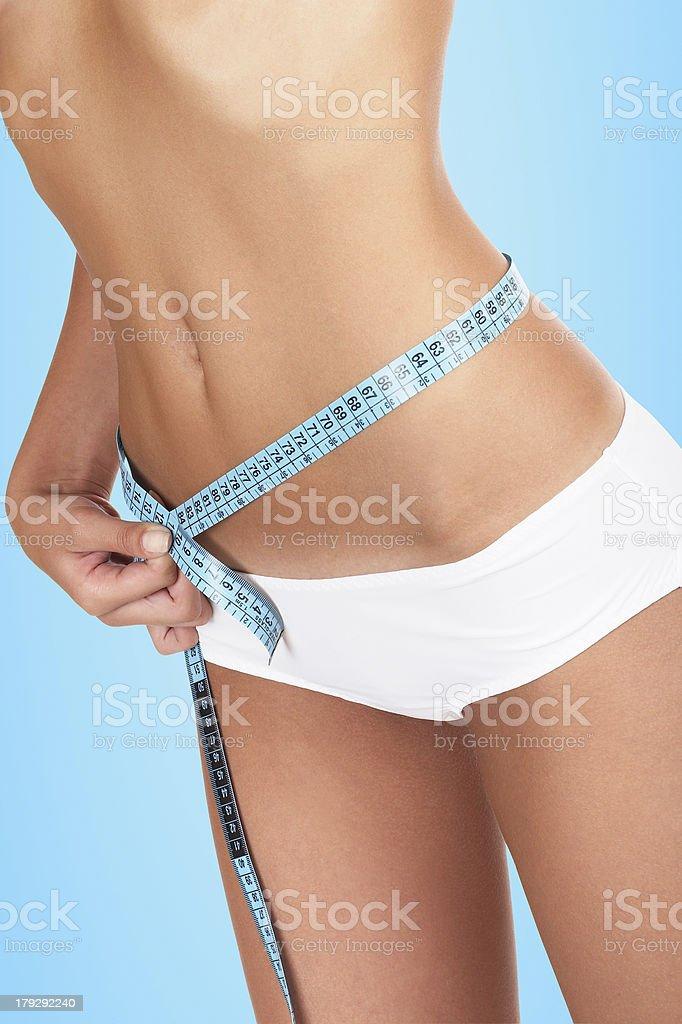Woman Body royalty-free stock photo