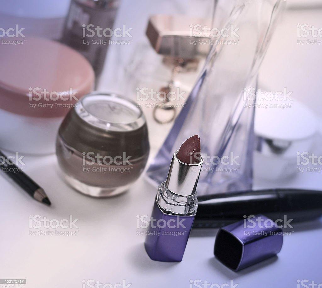 woman cosmetics royalty-free stock photo