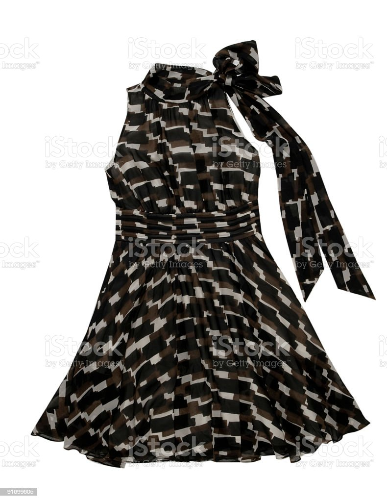 woman dress royalty-free stock photo