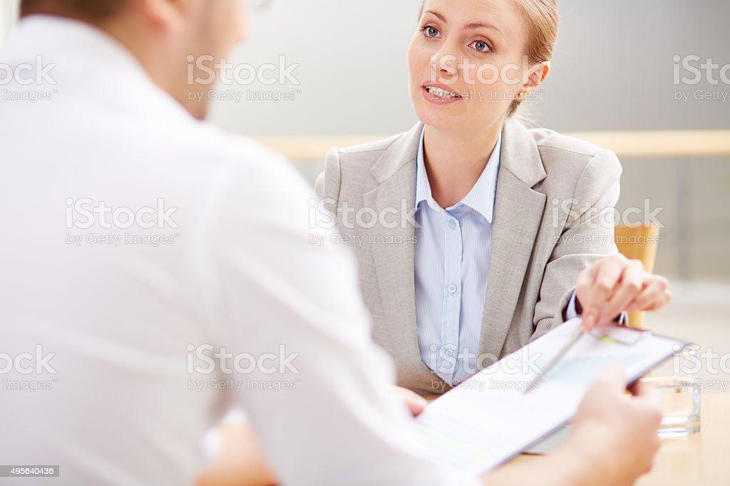 Woman lawyer stock photo