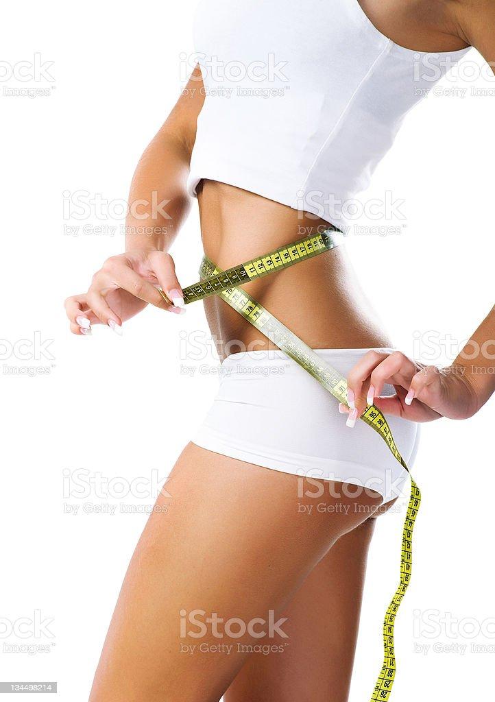 Как правильно похудеть на талии