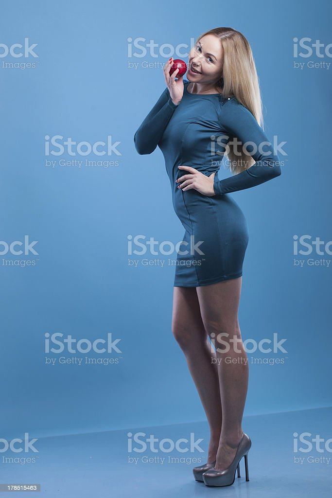 Frau Lizenzfreies stock-foto