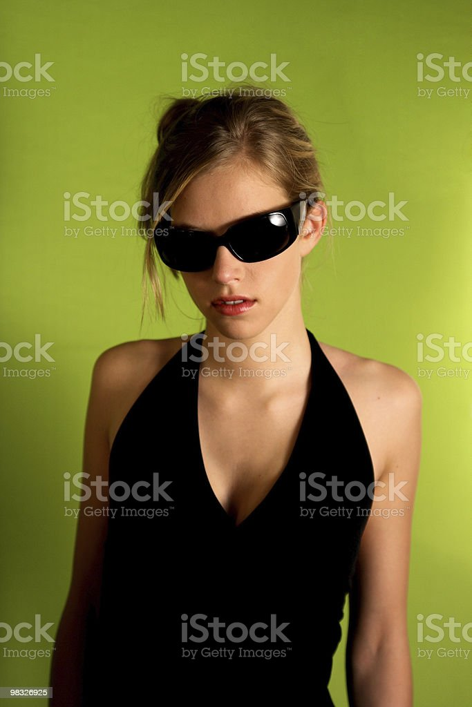 Woman royalty-free stock photo