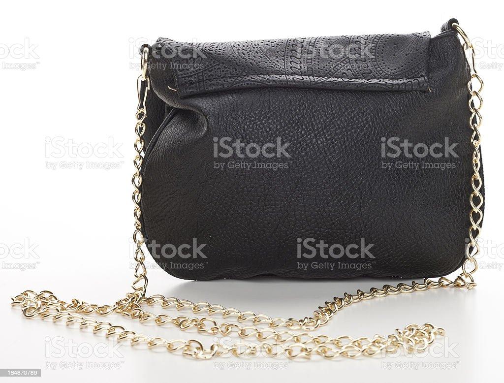 woman purse stock photo