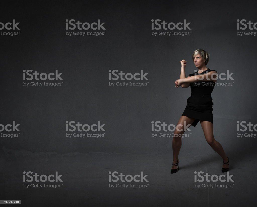 Women Sexy Karate Pics 43