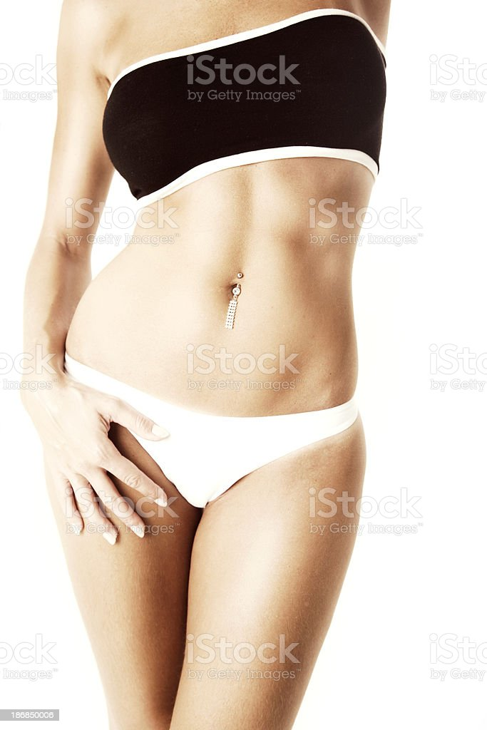Woman Sexy Body royalty-free stock photo