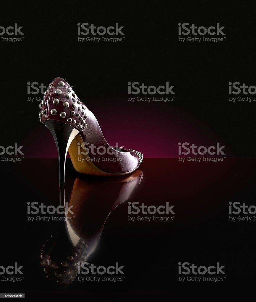 Chaussures femme photo libre de droits