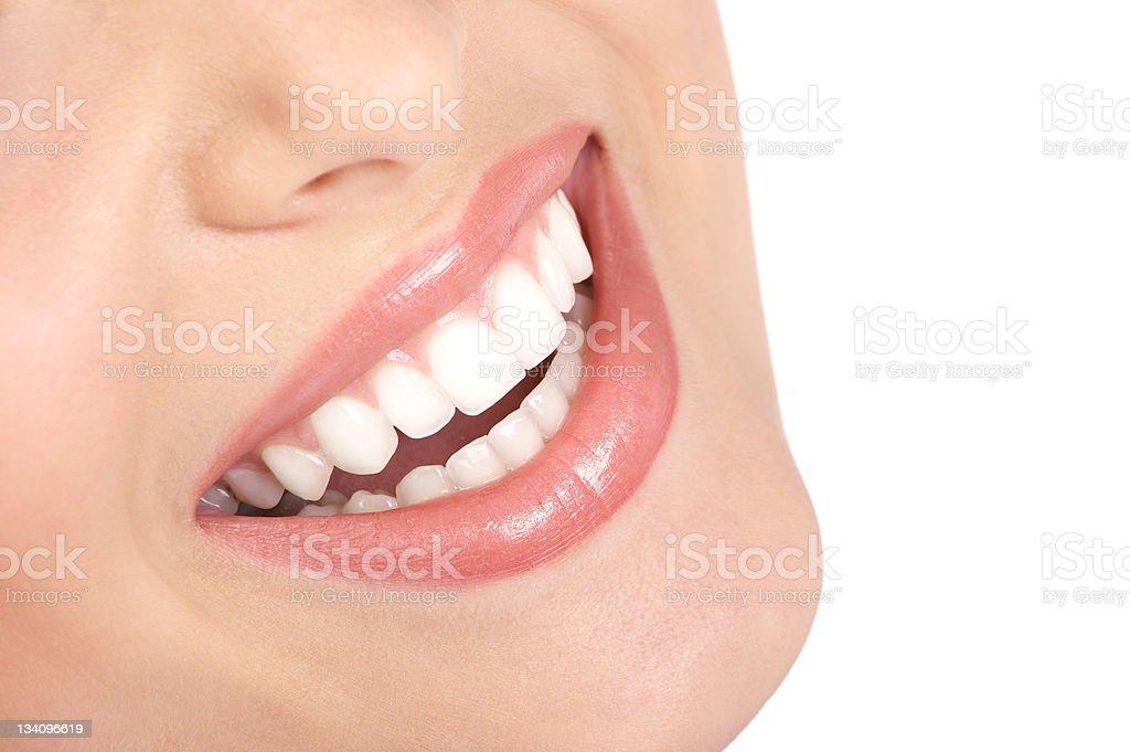 woman smile royalty-free stock photo