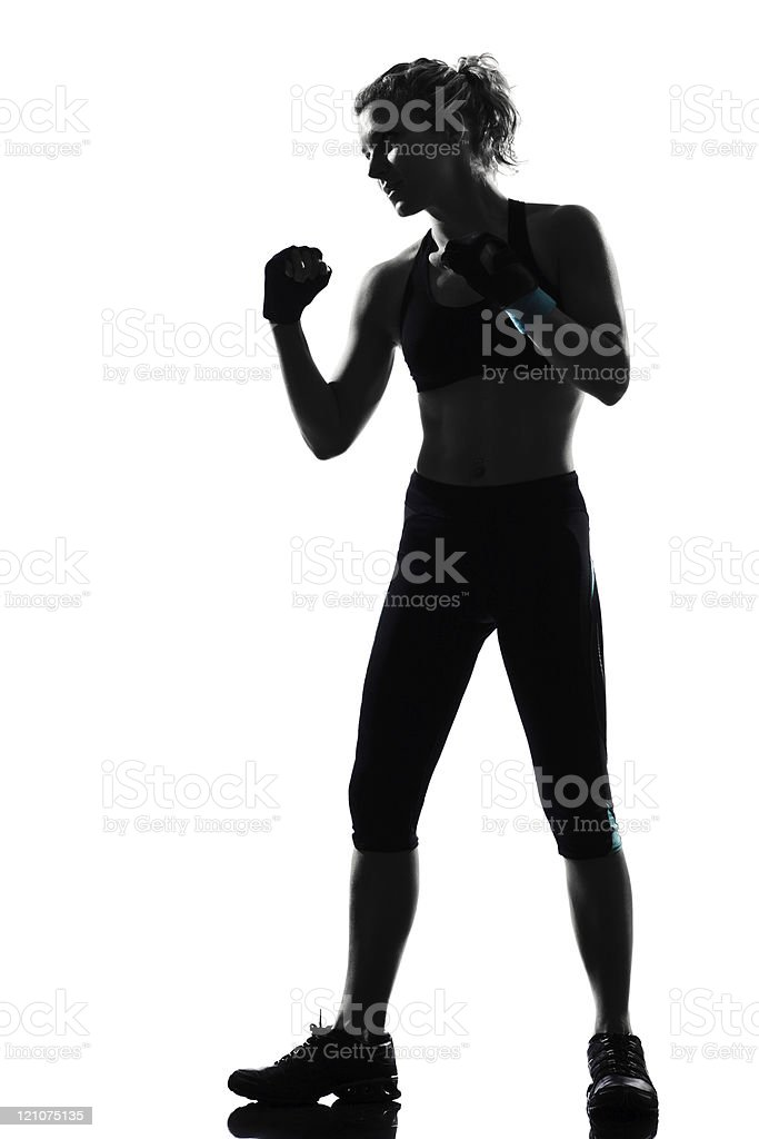 woman workout fitness posture royalty-free stock photo