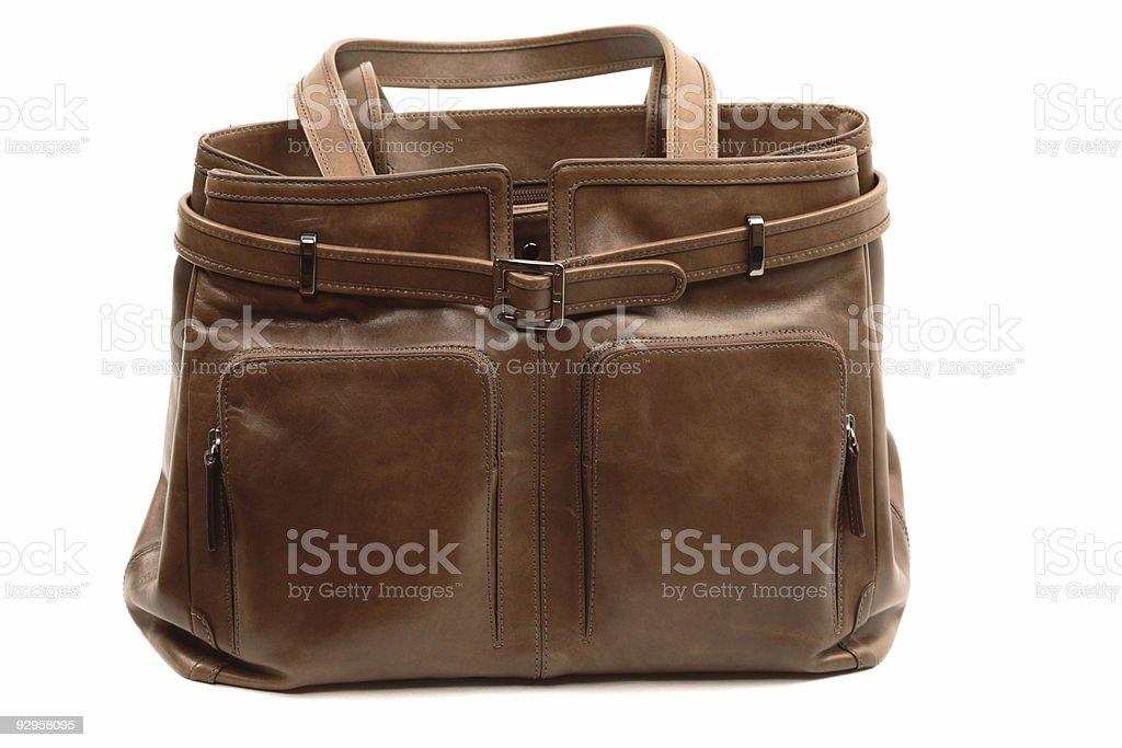 Woman's Bag royalty-free stock photo