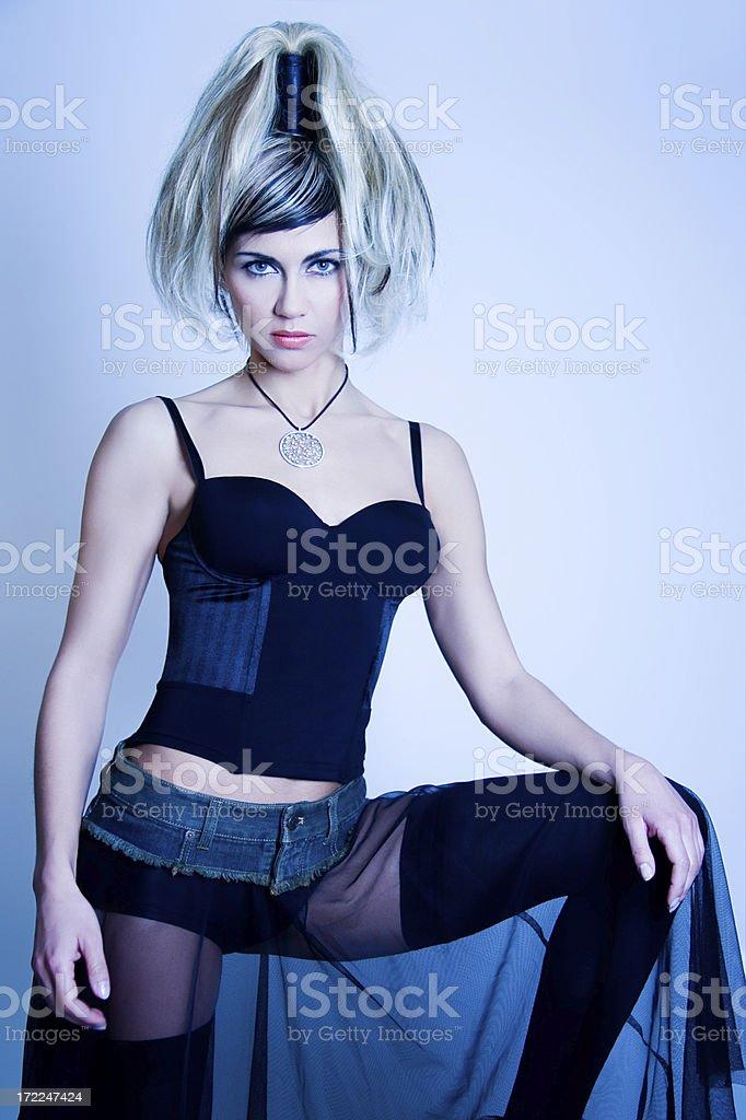 woman`s beauty royalty-free stock photo