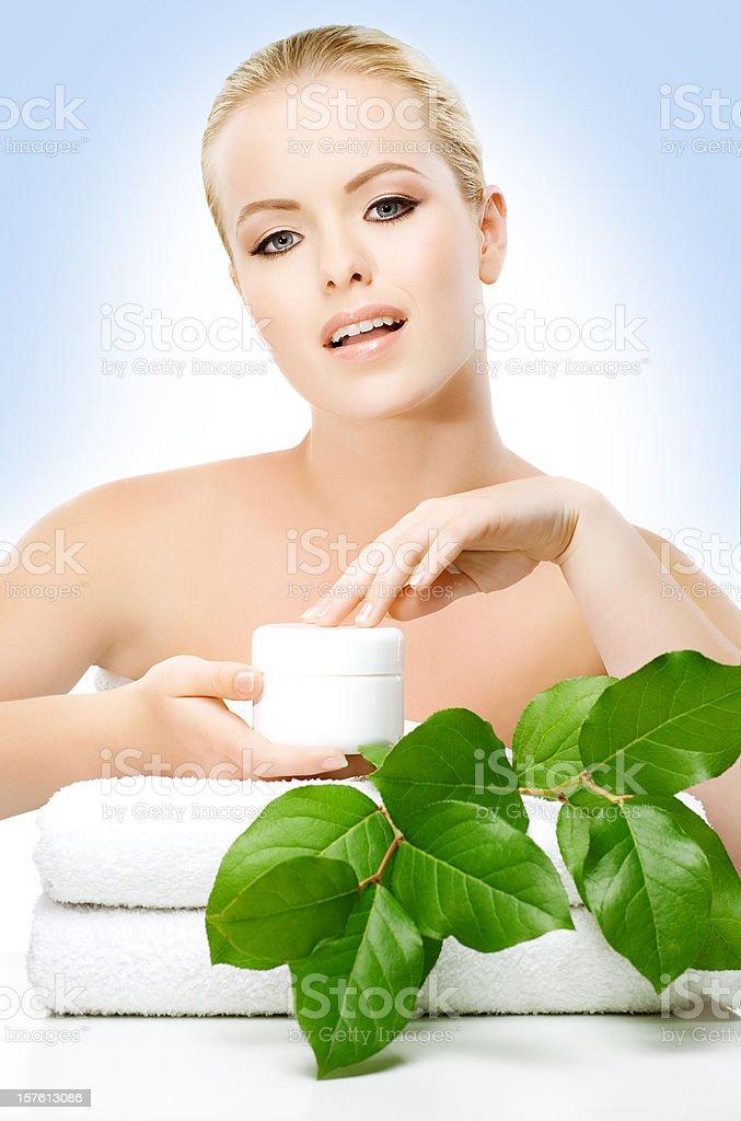 woman's health stock photo