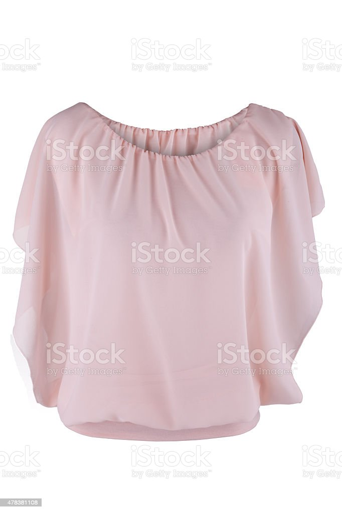Woman's tunic stock photo