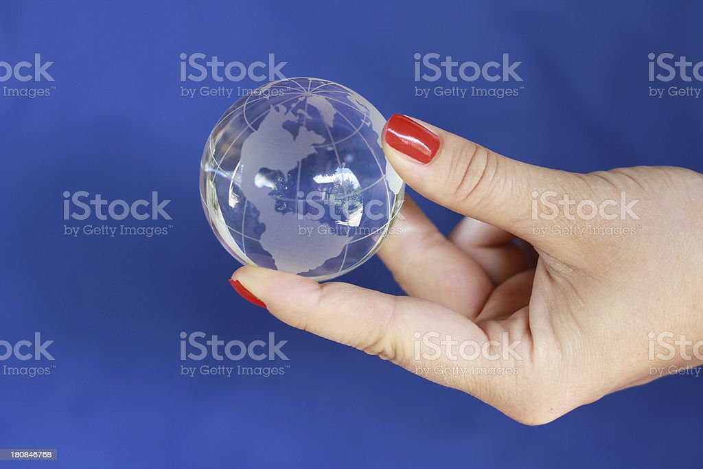 woman's world royalty-free stock photo