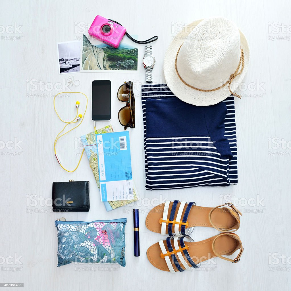 Women accessories stock photo