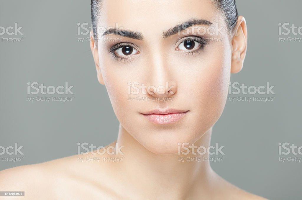 Women beauty royalty-free stock photo
