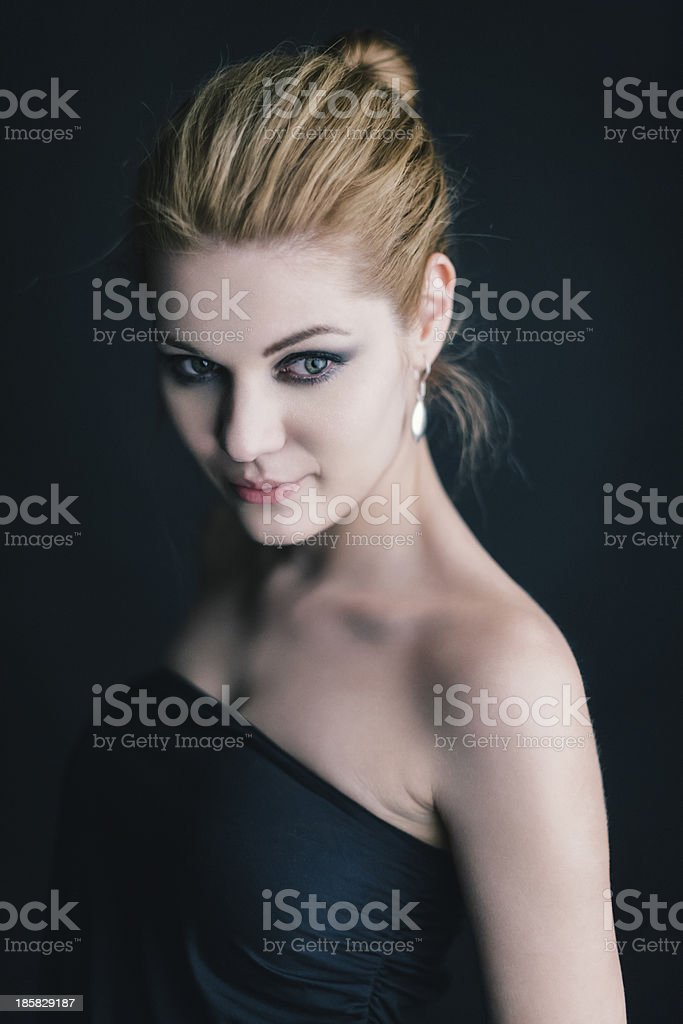 Women beauty portrait royalty-free stock photo