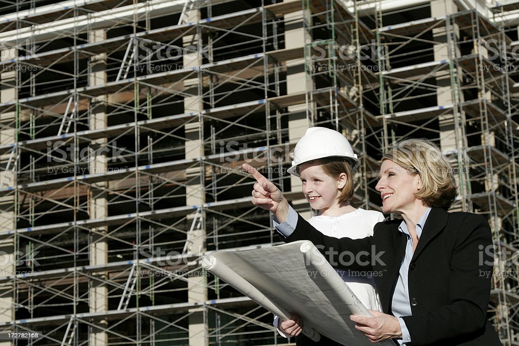 Women Business Careers royalty-free stock photo