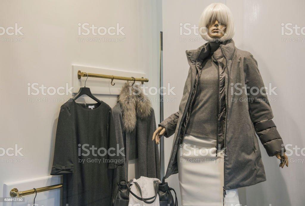 women clothing stock photo