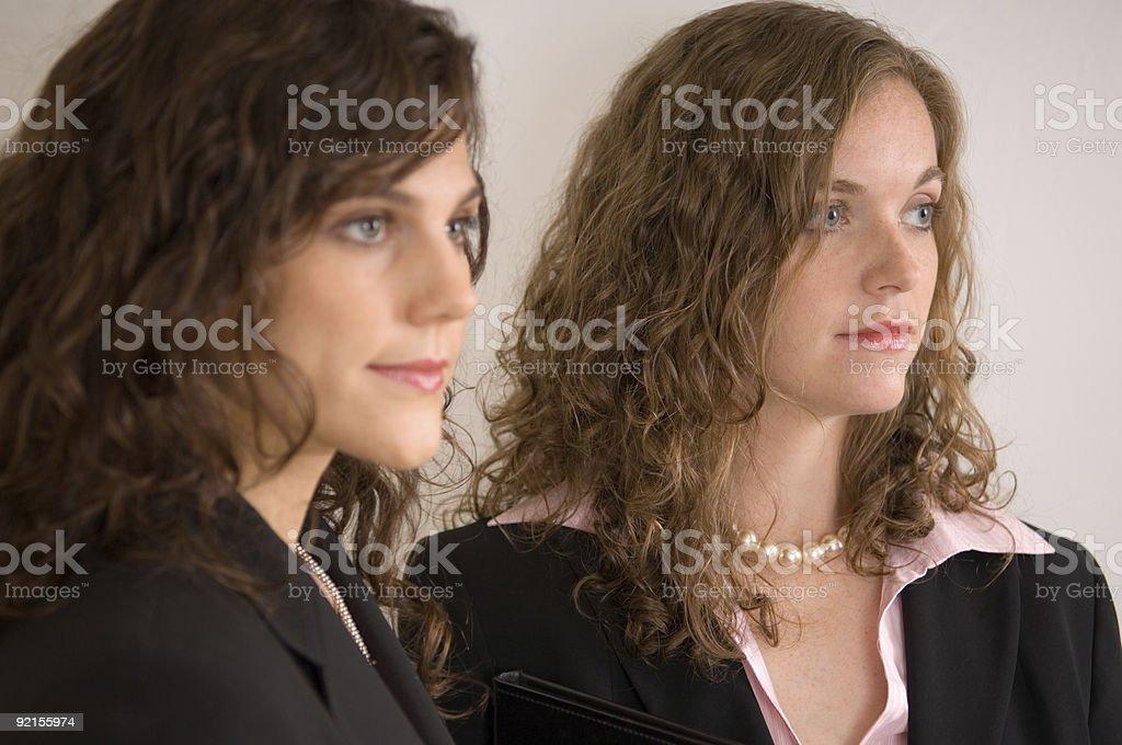 Women Executives royalty-free stock photo
