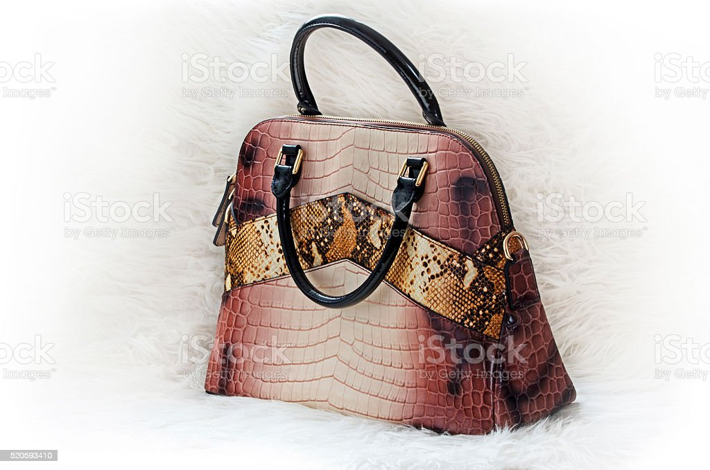 Women handbag royalty-free stock photo