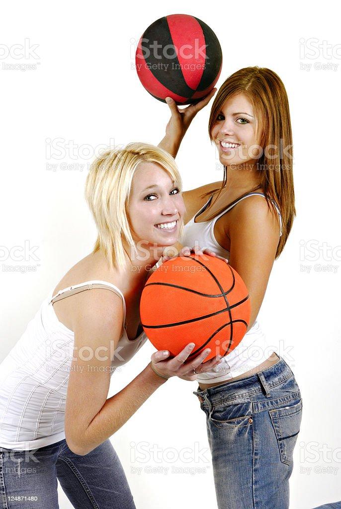 Women In Sports stock photo