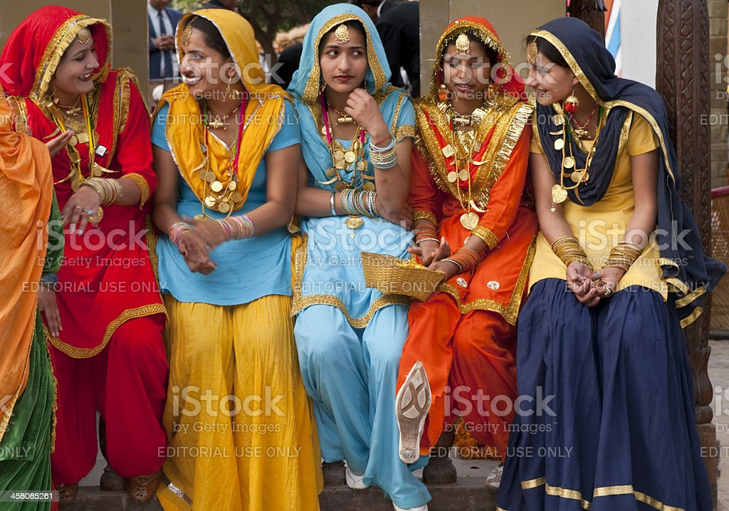 Women of Color stock photo