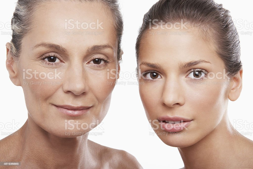 Women Of Different Ages stock photo
