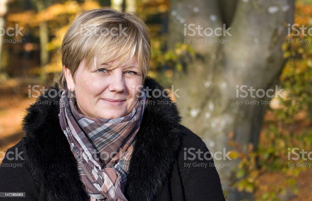 Women outdoor stock photo