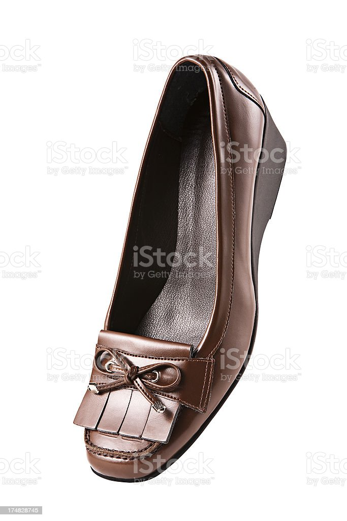 women shoe royalty-free stock photo