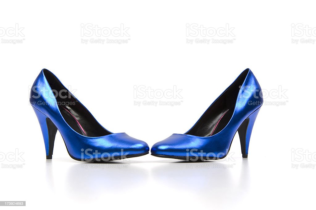 Women Shoes Series royalty-free stock photo