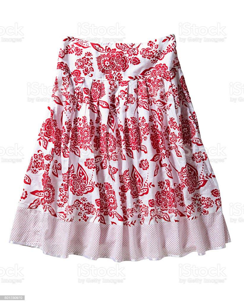 women skirt stock photo