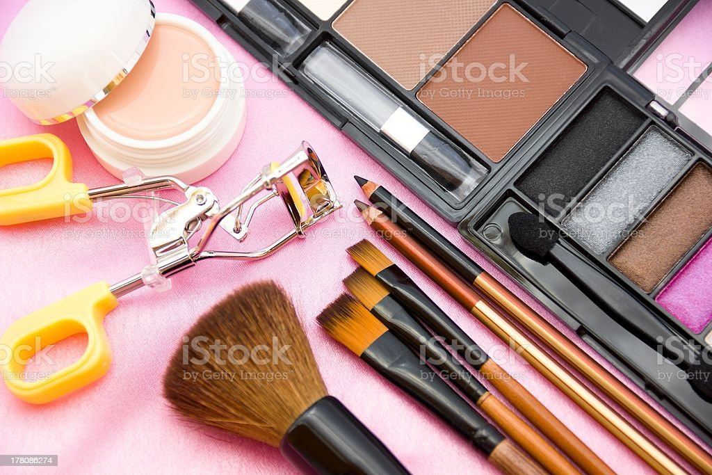 Women's Accessories royalty-free stock photo