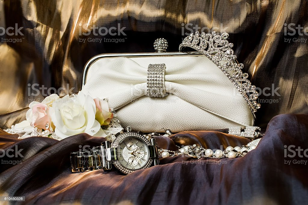 women's Accessories stock photo