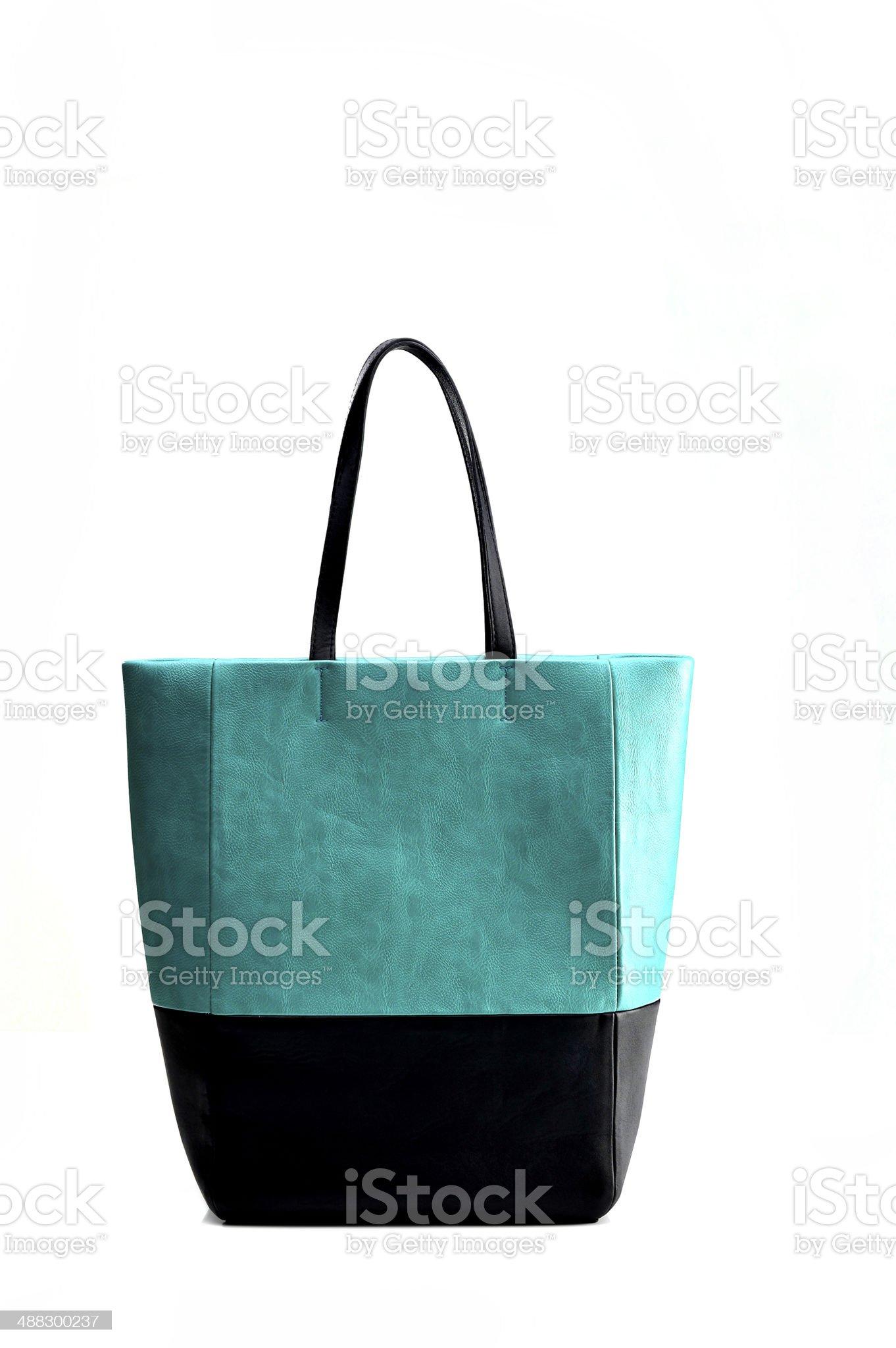 Womens Hand Bag royalty-free stock photo