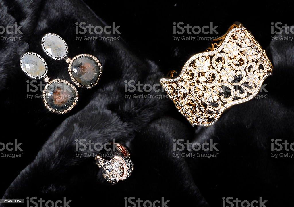 Women's Jewelry stock photo
