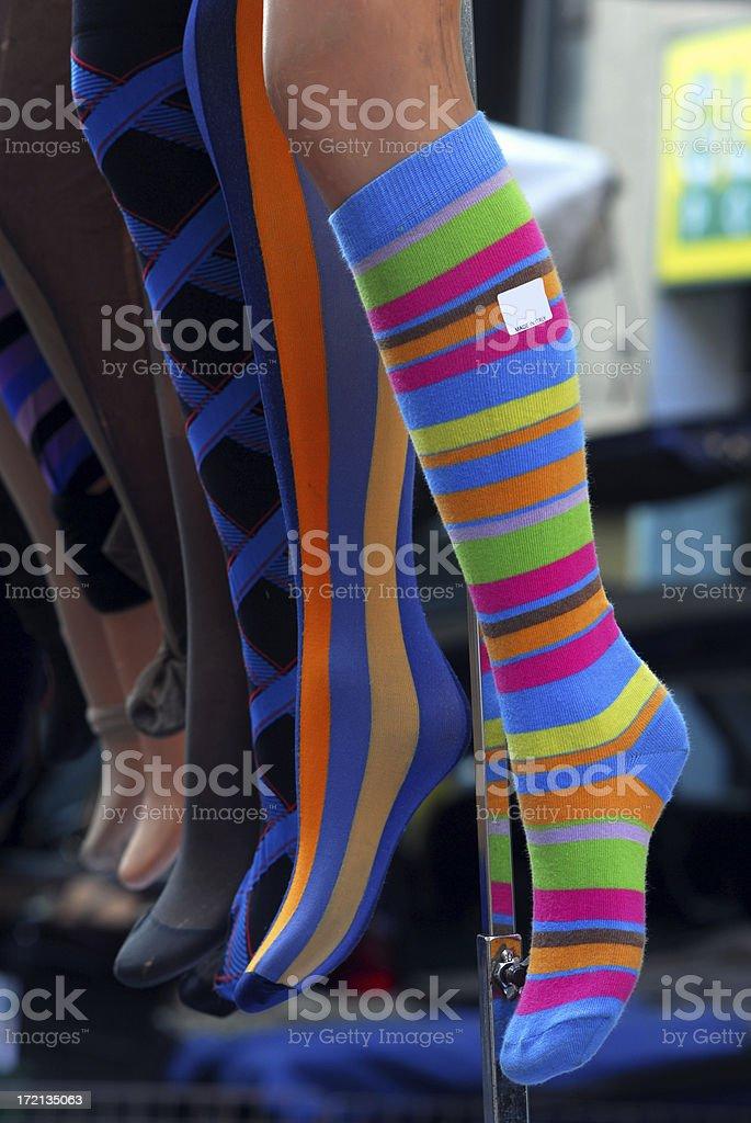 Women's legs royalty-free stock photo
