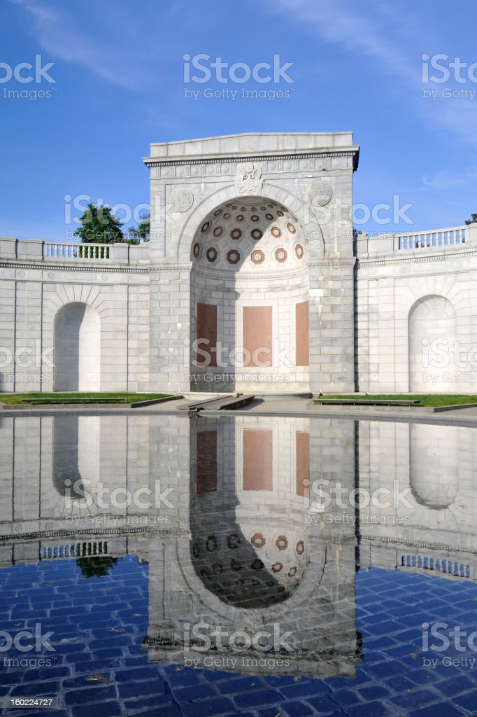 Women's Memorial royalty-free stock photo
