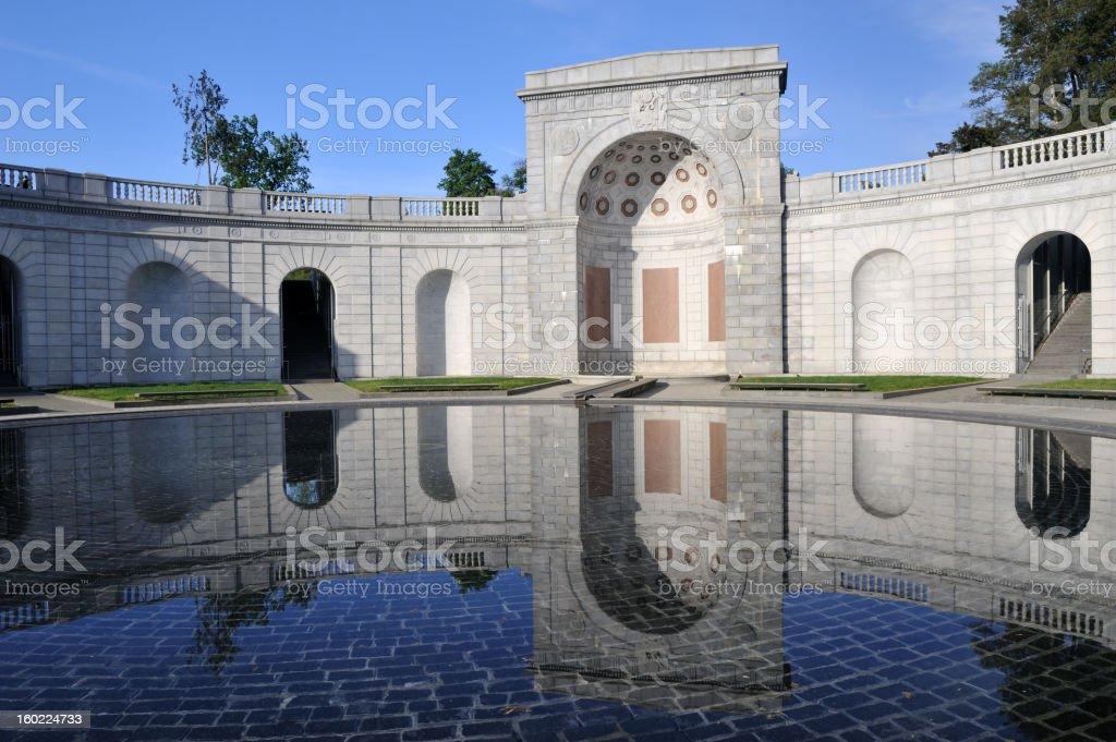 Women's Memorial royalty-free stock photo