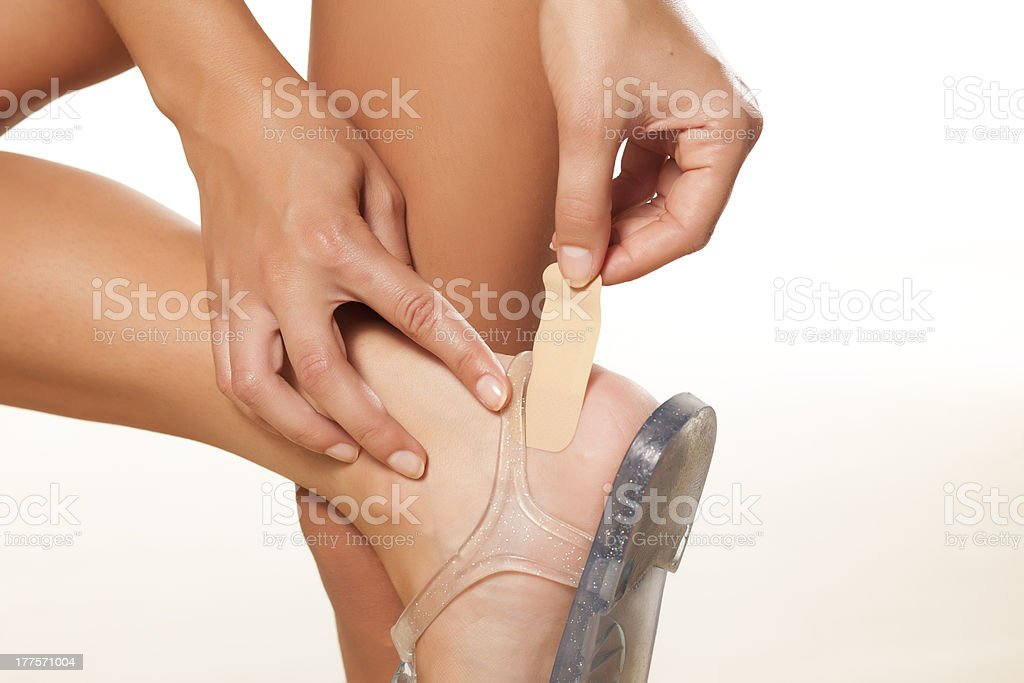 women's problems stock photo