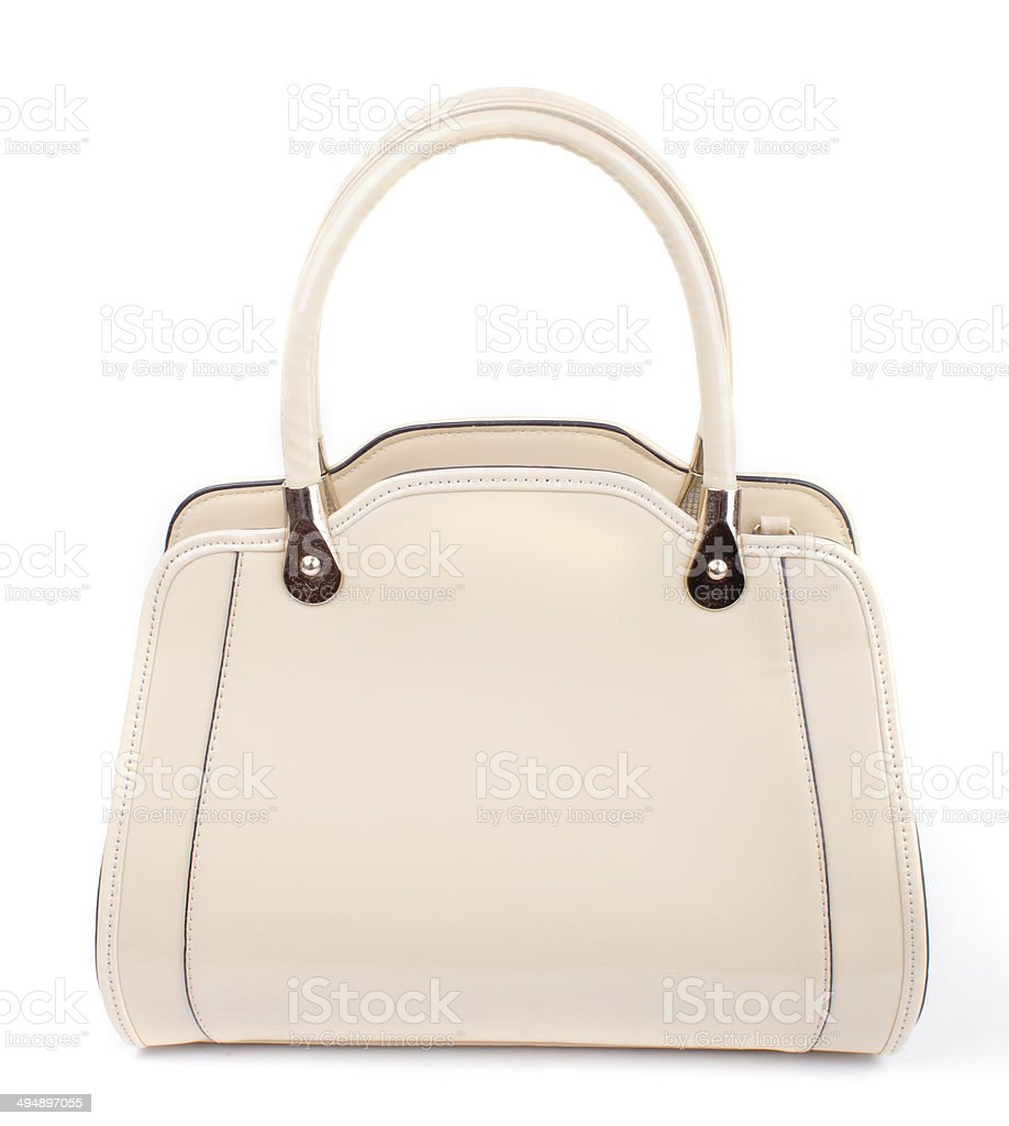 women's purse stock photo